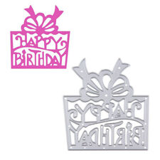 DIY Steel Cutting Dies Stencil Scrapbooking Embossing Album Paper Card Craft