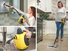 Easy Steam Multi Purpose Handheld Steam Cleaner Portable 1050W Cleaning Power