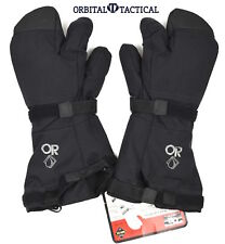 New Outdoor Research Goretex Mutant Mitts W/ Liner Insert 71800 Black XL XLarge