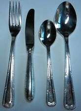 Hepp Exclusiv Silverplate Flatware Ritz Carlton Dinner Fork