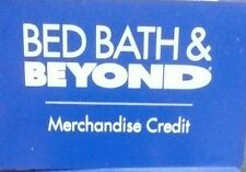 (1) Bed Bath And Beyond Gift Card worth $16.95!!!