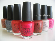 OPI Nail Polish - Discontinued Colors PART6 - Buy 2 Get 5 % Off *SPECIAL*OVERSEA