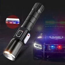 Flashlight Zoomable Torch T6 2000LM Zoom CREE LED Flashlight USB 18650 Battery