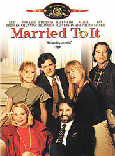 Married to It, DVD, Beau Bridges, Stockard Channing, Robert Sean Leonard, NEW