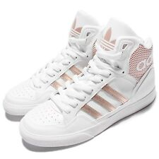 adidas Originals Extaball W White Rose Gold Women Casual Shoes Sneakers BY2335