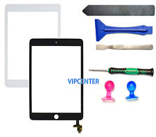 White/Black Digitizer Glass Touch Screen Replacement for iPad mini 4 tools