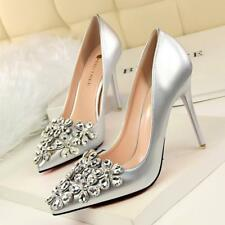 Fashion Patent Leather Bridal shoes Women Pumps Pointed Toe High Heels Shoes