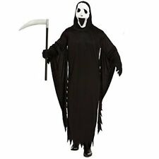 Scream Horror Movie Mens, Women  Halloween Fancy Dress Adult Costume Outfit New