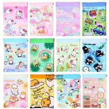 SANRIO KITTY GUDETAMA MY MELODY POCHACCO SUMIKKOGURASHI SNOOPY NYLON FOLDER