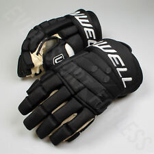 Winnwell Classic 4-Roll Pro Senior Hockey Gloves - Black (NEW)