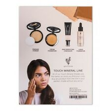 Younique Liquid Foundation Blitz Card with Touch Mineral Sample foundation
