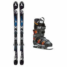 Atomic Nomad Blackeye TI Quest Pro 90 Ski Package
