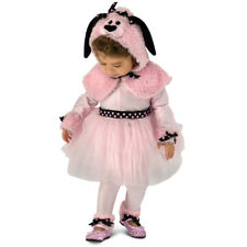 Toddler Princess Poodle Halloween Costume