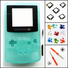 Nintendo Game Boy Color GBC Replacement Housing Shell Glow in the Dark BUTTONS!