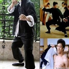 New Wing Chun Kung Fu Outfit Uniform Bruce Lee Costume Martial Arts Clothing