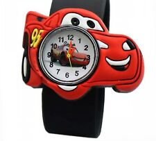 1pcs Cars Fashion Watches Children Kids Watch Boys Gift Watch Wristwatch Casual