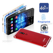 "XGODY 5.5"" 5+13MP 16GB Dual SIM Smartphone Unlocked 4G LTE Cellulares Cell Phone"