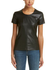 Bailey44 Mermaid Tale Faux Leather Top