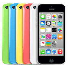 Apple iPhone 5c 8GB 16GB 32GB Smartphone Unlocked AT&T Verizon T-Mobile Sprint