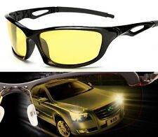 Night Vision Glasses For Headlight Polarized Driving Sunglasses Yellow Lens UV