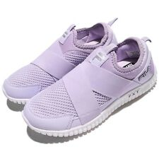 Fila F909R Venus Strap Purple White Women Walking Shoes Sneakers Trainers