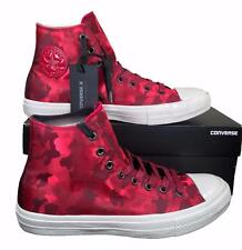 Converse Chuck Taylor II 2 by John Varvatos Sneaker Reflective Red Camo 153886C