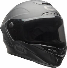 Bell Adult Matte Black Star MIPS Solid Motorcycle Full Face Helmet Snell DOT ECE