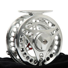 CNC Machined Fly Reel 3/4 5/6 7/8 9/10WT Aluminum Fly Fishing Reel & Spare Spool