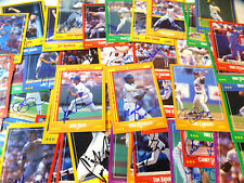 1988 Score baseball cards autographs; YOU PICK to fill your set; signed