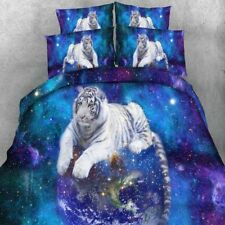 Tiger Duvet/Quilt/Comforter Cover Set Twin Full Queen King Size Bedding Set New