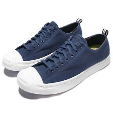 Converse Jack Purcell M-Series JP Blue White Mens Casual Shoes Sneakers 153617C