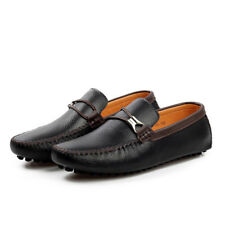 Men's Casual Oxfords Genuine Leather Party Shoes Leisure Driving Moccasins Shoes