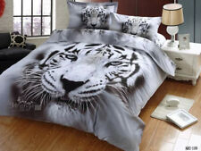 New Tiger Duvet/Quilt/Comforter Cover Pillow Case Full/Queen Size Bedding Sets