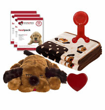 Smart Pet Love Snuggle Puppy Anxiety Relief Starter Kits for Puppies in 3 colors