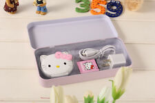 Hello kitty Cute Mini Flip Child Girls Students Unlocked Mobile Phone Cell Phone