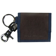 New Marc by Marc Jacobs Leather Coin Case w Key Chain
