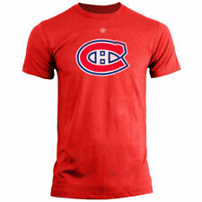 Old Time Hockey Montreal Canadiens Red Briggs Heathered T-Shirt - NHL