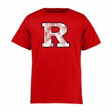 Rutgers Scarlet Knights Youth Scarlet Classic Primary T-Shirt - College