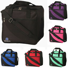 Bowling Ball Bag Ebonite Basic Bag, with Room for Bowling Shoes and Accessories