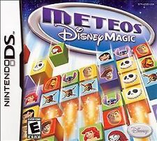Meteos: Disney Magic - Nintendo DS Game Complete Fast Shipping