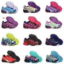 Hot Women's Salomon Speedcross 3 Athletic Sneakers Running Outdoor Hiking Shoes