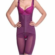Firm Tummy Control Body Shaper Underwear Bodysuit Slim Pants