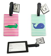 Fun And Sassy Womens Fashion Luggage Tag Silicone Suitcase Carryon Id