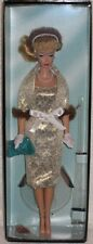 VINTAGE BARBIE REPRO/REPRODUCTION-2004-GOLD LABEL-EVENING SPLENDOR-MIB-NRFB