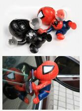 Rear Windows Stickers Decor Spider Car Head Auto Ornament Doll Sticker