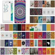 AMZER Designer Custom Crafted Printed Snap on Case For Sony Xperia XA Ultra 2016