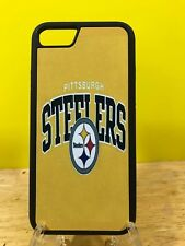 PITTSBURGH STEELERS RUBBER PHONE CASE COVER FOR LG G3,G4,G5,G6