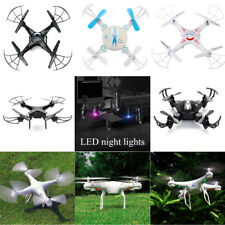 2.4GHZ 6Axis Mini RC Quadcopter Headless Foldable Helicopter Video WIFI Camera
