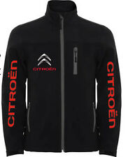 Wind and Water Resistant Softshell Jacket Citroen