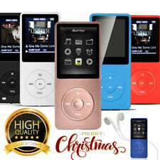 2018 Latest Version 8GB MP4 Music Player Multifunction Lossless Sound w/Earphone